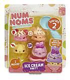 Набор ароматных игрушек NUM NOMS S2 «Джелатто», 544173