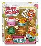 Набор ароматных игрушек NUM NOMS S2 «Фаст Фуд», 544142, купить