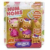 Набор ароматных игрушек NUM NOMS S2 «Ла-ла-ланч», 544074