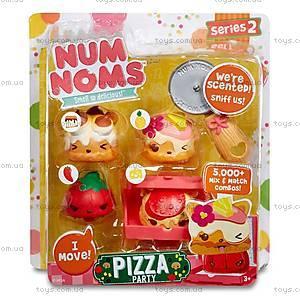 Набор ароматных игрушек NUM NOMS S2 «Пиццерия», 544050