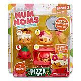 Набор ароматных игрушек NUM NOMS S2 «Пиццерия», 544050, фото
