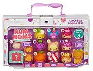 Набор ароматных игрушек NUM NOMS S3 «Ланч-бокс», 546399, фото