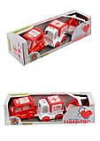Набор авто «Kid cart» скорая, Тигрес, 39549, фото