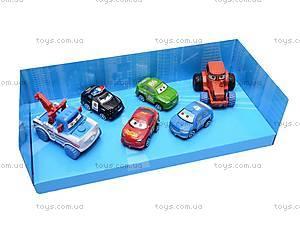 Набор автомобилей «Тачки», 7827B