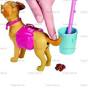 Набор Barbie с песиком серии «Домашние питомцы», BDH74, отзывы