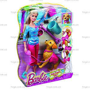 Набор Barbie с песиком серии «Домашние питомцы», BDH74, цена