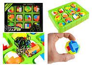 Набор брелков-головоломок, 12 штук, 2202, фото