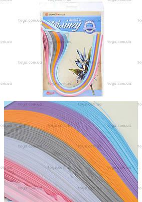 Набор бумаги для квиллинга «Серия Романтика», Ц436023У