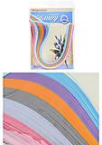 Набор бумаги для квиллинга «Серия Романтика», Ц436023У, купить