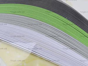 Набор бумаги для квиллинга «Серия Весна», 114016, фото
