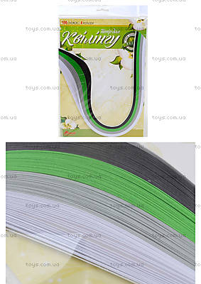Набор бумаги для квиллинга «Серия Весна», 114016