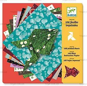 Набор бумаги для оригами, DJ08763
