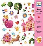 Набор бумажных наклеек «Принцесса», DJ08830, отзывы