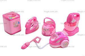 Музыкальный набор бытовой техники, 565-9, детские игрушки