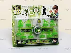 Набор «Часы и фигурка героя BEN10», B10162N