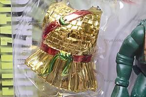 Набор «Черепашки-ниндзя», с аксессуарами, 8805C (3301B), купить