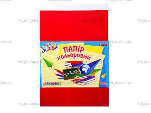 Цветная бумага А4 «Глянцевая», 950255, купить