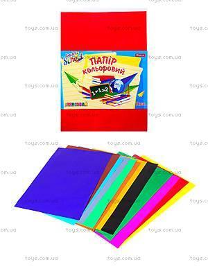 Цветная бумага А4 «Глянцевая», 950255
