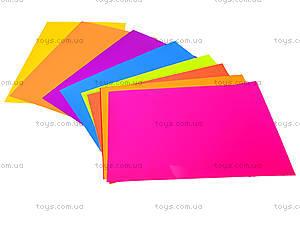 Цветная бумага А4 «Неоновая», 950259, фото