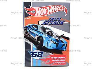 Набор цветного гофрокартона Hot Wheels, HW14-256K