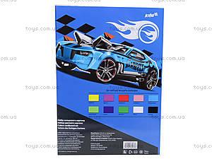 Набор цветного гофрокартона Hot Wheels, HW14-256K, toys.com.ua