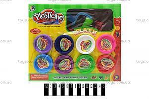 Набор цветного пластилина для лепки, 1220B