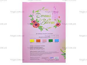 Набор цветной бумаги А4 «Неон», P13-252K, купить