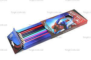 Набор цветных детских карандашей, 24 штуки, SM4U-12S-1P-24, купить