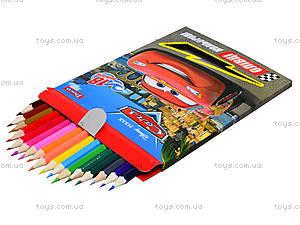 Набор цветных карандашей, 18 штук, 290241, купить