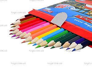 Набор цветных карандашей, 18 штук, 290241, фото