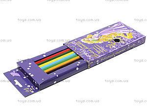 Набор цветных карандашей, 24 штуки, PRGL-12S-1P-24, фото