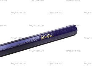 Набор цветных карандашей «Барби», 12 штук, BRAB-US1-8P-12, фото