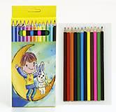 Набор цветных карандашей для раскрашивания, 2583
