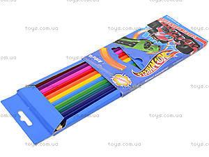 Набор цветных карандашей Hot Wheels, , отзывы
