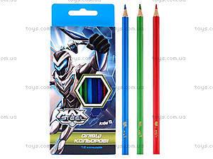 Набор цветных карандашей Max Steel, MX14-051K, купить