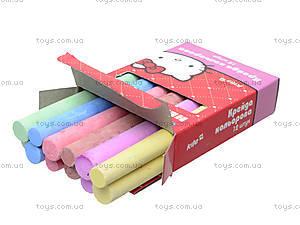 Набор цветных мелков, 12 штук, HK13-075K, отзывы