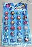 Набор цветных мячей попрыгунчиков, BT-JB-0011