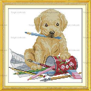 Набор «Давай поиграем», вышивка крестиком, K477