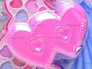 Набор декоративной детской косметики, 2919F, фото