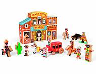 Набор деревянных игрушек «Цирк Стори бокс», 15 деталей, J08526, фото