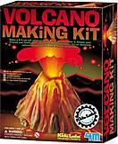 Набор «Детская лаборатория. Делаем вулкан», 00-03230, фото