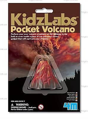 Набор «Детская лаборатория. Делаем вулкан», 00-03230