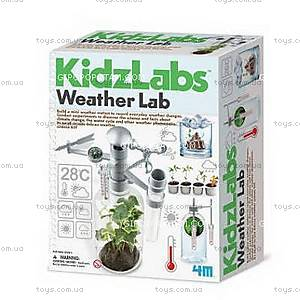 Набор «Детская лаборатория. Погода», 00-05527
