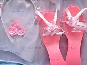 Набор детских аксессуаров с туфельками, 7715, отзывы