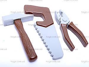 Набор детских инструментов, 3001-11, toys