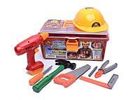 Набор детских инструментов «Чинилкин», 2056, фото