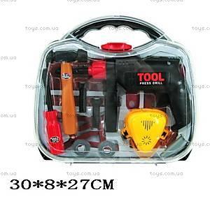 Набор детских инструментов, в чемоданчике, TG206C