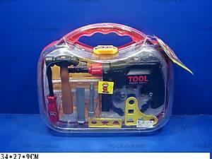 Набор детских инструментов, в чемодане, T106D