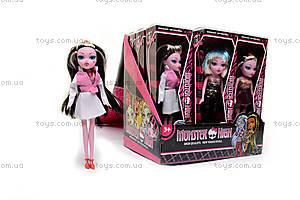 Набор детских кукол Monster High, 12 шт., 8827