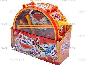 Набор детских музыкальных инструментов, 6688G, цена